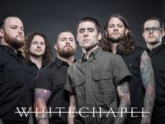 In Conversation With Whitechapel Guitarist Zach Householder Find Music, Extreme Metal, Inspirational Music, Independent Music, Heavy Metal Music, Warped Tour, Dvd Set, Documentaries, The Past