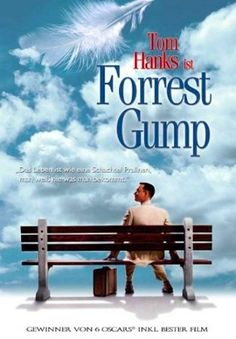 Forrest Gump Poster Movie German 11x17 Tom Hanks Robin Wright Penn Sally Field Gary Sinise at Amazon