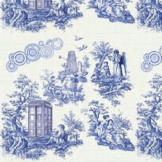 This website has the cutest fabrics and it even has doctor who, Sherlock, periodic table and other geeky prints!