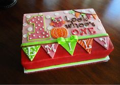In community album: Children's Birthday Cakes
