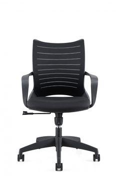 Scaun de birou ergonomic Novo S167 Black #homedecor office #officechair Mesh Chair, Executive Office Chairs, Swivel Chair, Luxury, Furniture, Color, Black, Home Decor, Swinging Chair