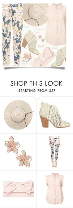 """""""Clematis"""" by paperdolldesigner ❤ liked on Polyvore featuring rag & bone, NAKAMOL, J.Crew, Dorothy Perkins, STELLA McCARTNEY and Red Camel"""