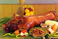 LECHON! Traditional Filipino Food For New Year's Eve #Recipes #Crepini #NewYearsEve