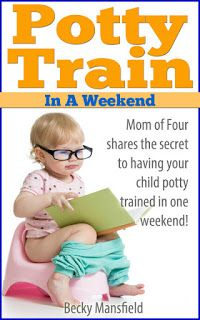 klover house: potty training in a weekend!