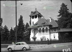 Bucuresti, Vila Mina Minovici, 1951 Mansions, House Styles, Fancy Houses, Mansion, Manor Houses, Mansion Houses, Villas