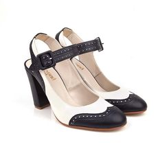 661998dda27f Beyond Skin Delphine navy and ivory vegan high heel shoe with non leather  synthetic pleather lining Vegan