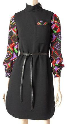 Dress, Pierre Cardin, 1960s, 1stdibs.com