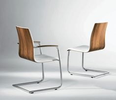 Wharfside Furniture | The 911 Wood Chair - dining chairs | designed by Modern Designer