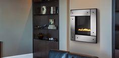 Gas Fireplace Technology: Direct Vent | Heat & Glo