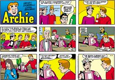 Archie  comic for Feb/08/2015  « ArcaMax Publishing
