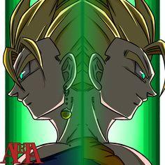Dragon Ball Z, Gogeta E Vegito, Bike Pic, Twitter Link, Db Z, Kirito, Son Goku, Owl House, Otaku