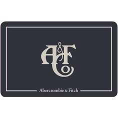 nice Abercrombie & Fitch Reward Card - $25 $50 or $100 - Quick Electronic mail supply Check more at https://aeoffers.com/product/gift-cards/abercrombie-fitch-reward-card-25-50-or-100-quick-electronic-mail-supply/