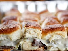 Hot Hawaiian Beef Sandwiches recipe from Ree Drummond via Food Network