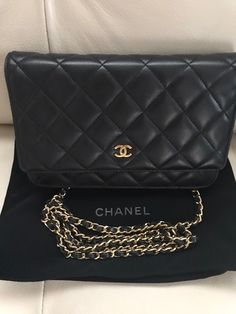 47e70ddfe550 Chanel Purple Leather Classic Small Handbag Serial   and Matching ...