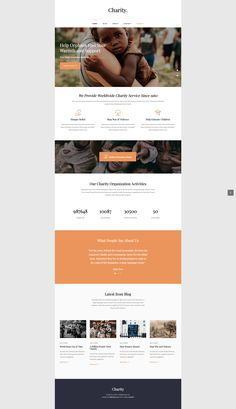 Charity is a free Bootstrap Charity Template. It has a clean and nice classic design. Charity free template is the perfect choice for charity, nonprofit based websites. Contact Help, Charity Organizations, Templates, Activities, Education, Free, Models, Stenciling, Stencils