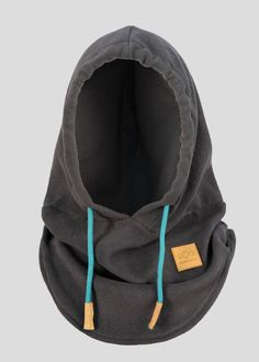 Fleece Hood Facemask - I love this thing. Gaiters never did it for me, they fell down and irritated my chin. This goes over my helmet and keeps my neck, chin, ears, and cheeks cozy warm! Ski Fashion, Mens Fashion, Snowboarding Outfit, Fresh Outfits, Neck Warmer, Autumn Winter Fashion, Couture, My Style, Crochet