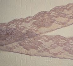 5Yard Embroidered Net Lace Trim Ribbon Purple Brown Color Select 2057   eBay