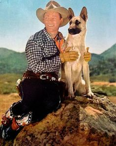 Roy Roger's dog Bullet 'The Wonder Dog'  was (next to Rin Tin Tin) the most famous dog in 50s TV. Most of you know,  Roy's horse Trigger, Dale's horse Buttermilk and Bullet all made a trip to the taxidermist when they were goners, but did you know old 'stuffed' Bullet sold for $35,000 at auction in 2011 --!!!!!!!