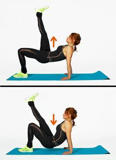Abs and buttocks workout. Body Fitness, Health Fitness, Core Muscles, Back Muscles, Buttocks Workout, Band Workout, Improve Posture, Abdominal Muscles, Vinyasa Yoga
