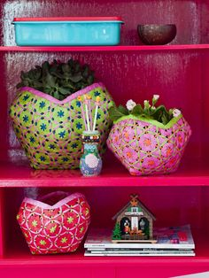 #kinderkamer #opbergmanden | RICE baskets