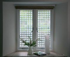 decorative window film on sliding glass door - Google Search