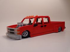 """""""Chevy C/K Dually Lowrider"""" by Senator Chinchilla: Pimped from Flickr"""