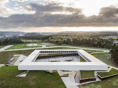 Óbidos Technological Park, Óbidos (Portugal) by Jorge Mealha