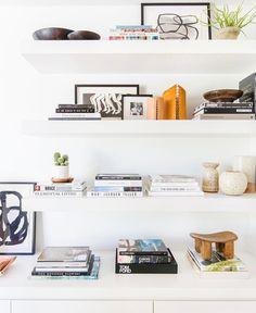 Shelf Accessories by TV