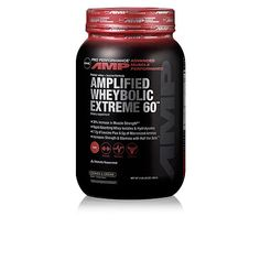 GNC Pro Performance® AMP Amplified Wheybolic Extreme 60™ - Cookies & Cream (3 containers)