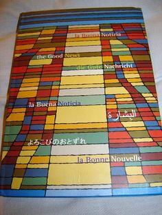 Gospel of Luke in 7 Languages (German, Italian, French, Spanish, English, Japanese and Arabic Edition)