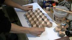 Woodworking - Making a Tumbling cutting board Woodworking Shop, Woodworking Plans, Woodworking Projects, Diy Cutting Board, Wood Cutting Boards, Fun Projects, Wood Projects, Wood Jig, Got Wood