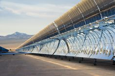 What is a parabolic trough collector? - Abengoa