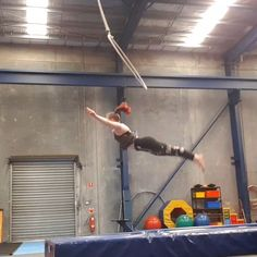 """2,642 Likes, 87 Comments - Miranda Aerial-Hoop Artist (@that_circus_freak) on Instagram: """"Revisiting a few drops I haven't done in a while; toe hang drop to knees and knees dismount with a…"""""""