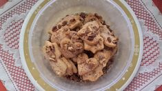 Preckedli, a sváb diós linzer Cereal, Cookies, Breakfast, God, Biscuits, Morning Coffee, Cookie Recipes, Cookie, Breakfast Cereal
