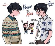 Richie vs Mike
