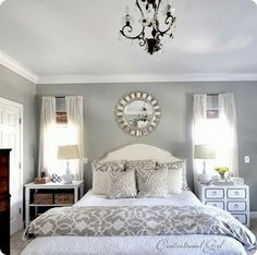 The Fab Life: Master Bedroom {Update}