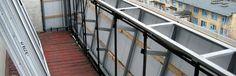 Изготовление и монтаж каркасов балкона в Киеве