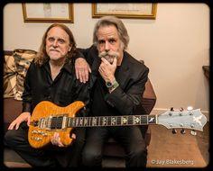 Warren & Bobby <3 Love this pic