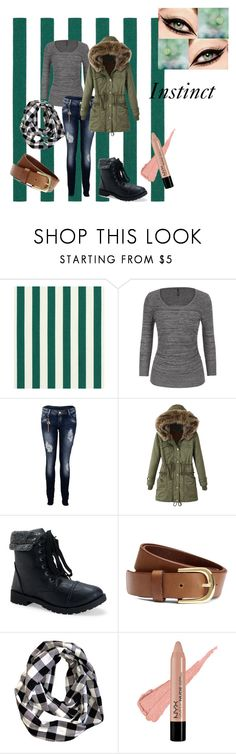 """""""Instinct"""" by silk-fur on Polyvore featuring Sunbrella, maurices, CO, Aéropostale and H&M"""