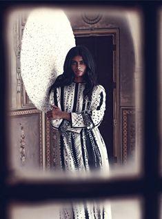 Harper's Bazaar India | March 2018 Archana Akil Kumar by Anand Gogoi