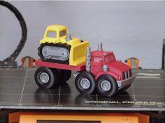 Titan Truck printed by Cipis #toysandgames #mmu2