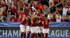 Cronaca Roma Barcellona - strappa un pareggio ai campioni in carica che ha il sapore della vittoria. Tutti i risultati del mercoledì di Champions.