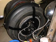 Cycle Fenders - How To....   The H.A.M.B.