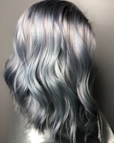 """791 Likes, 99 Comments - Kansas City✂️ Hair Artist  (@saraihairwizard) on Instagram: """"You've just been GHOSTED  #ghostedhair . @kenraprofessional NEW FROST Collection is BOMB!!!! I'm…"""""""
