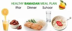 Most Important Ramadan Health tips 2016 in English.