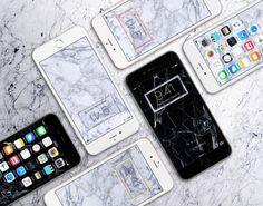 Fond d'écran: Votre iPhone va rester de marbre...
