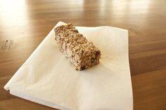 homemade oatmeal bars