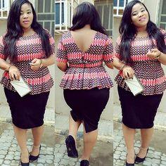 Top Ten Modern And Stylish Ankara Styles Top For Beautiful Ladies - Dabonke African Print Dresses, African Print Fashion, Africa Fashion, African Fashion Dresses, African Attire, African Wear, African Dress, African Clothes, Ankara Fashion