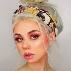 "7,241 Likes, 96 Comments - ELEANOR (@snitchery) on Instagram: "" insp. by ""the spell"" by @happydartist !!! wearin both #limecrime venus palettes #katvond tattoo…"""