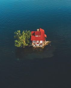 """Would you live here? ~ Thousand Islands, Wellesley Island, New York. Photo by // Hi Friends 🔔 Shop for """"Good Vibes Only ✴️✌️"""" clothing & apparel . Terre Nature, Landscape Photography, Travel Photography, Nature Photography, Thousand Islands, Destination Voyage, Small Island, Belle Photo, Places To Go"""